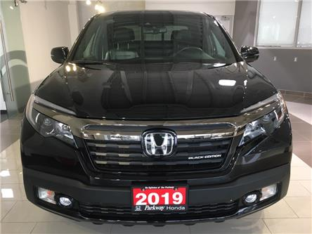 2019 Honda Ridgeline Black Edition (Stk: 16520A) in North York - Image 2 of 22
