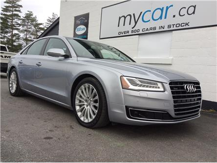 2017 Audi A8 3.0T (Stk: 191687) in Richmond - Image 1 of 21