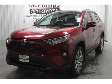 2020 Toyota RAV4 XLE (Stk: C063175) in Winnipeg - Image 1 of 26