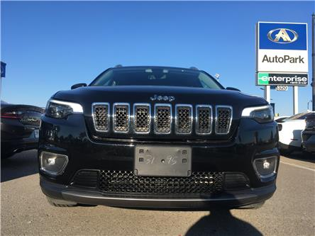 2019 Jeep Cherokee Limited (Stk: 19-53195) in Brampton - Image 2 of 27