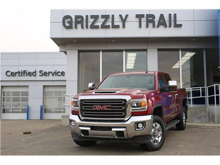 2019 GMC Sierra 2500HD SLT (Stk: 59110) in Barrhead - Image 1 of 38