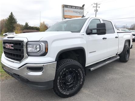 2016 GMC Sierra 1500 Base (Stk: -) in Kemptville - Image 1 of 25