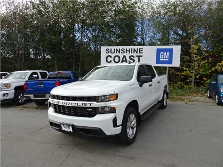 2020 Chevrolet Silverado 1500 Silverado Custom (Stk: CL124074) in Sechelt - Image 1 of 18