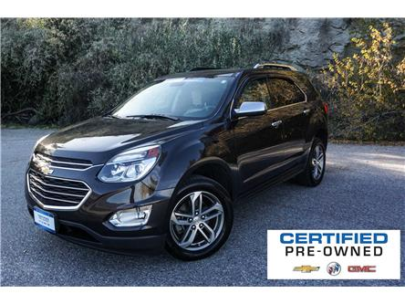 2016 Chevrolet Equinox LTZ (Stk: 9395B) in Penticton - Image 1 of 23