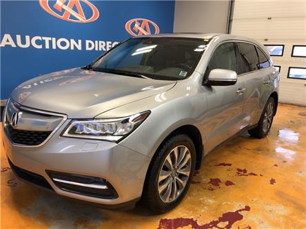 2016 Acura MDX Navigation Package (Stk: 16-505873) in Lower Sackville - Image 1 of 19