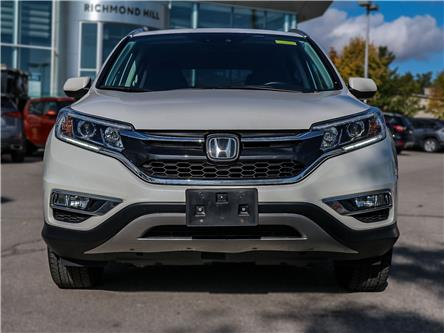 2016 Honda CR-V  (Stk: 12558G) in Richmond Hill - Image 2 of 22