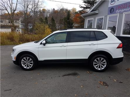 2018 Volkswagen Tiguan Trendline (Stk: 00202) in Middle Sackville - Image 2 of 28