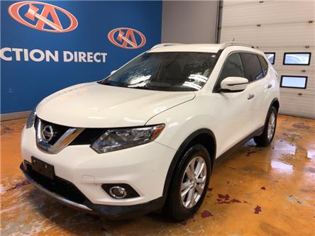 2016 Nissan Rogue SV (Stk: 878790) in Lower Sackville - Image 1 of 16