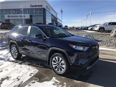 2020 Toyota RAV4 Limited (Stk: 200093) in Cochrane - Image 1 of 29