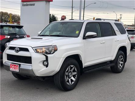 2018 Toyota 4Runner SR5 (Stk: W4896) in Cobourg - Image 1 of 23