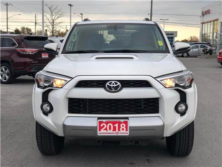2018 Toyota 4Runner SR5 (Stk: W4896) in Cobourg - Image 2 of 23