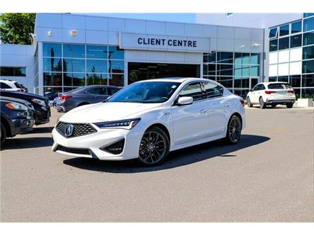 2020 Acura ILX Tech A-Spec (Stk: 18990) in Ottawa - Image 1 of 30