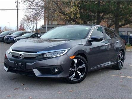 2018 Honda Civic Touring (Stk: 19-0988A) in Ottawa - Image 1 of 28