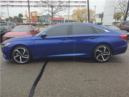 2019 Honda Accord Sport 1.5T (Stk: HC2550A) in Mississauga - Image 2 of 23