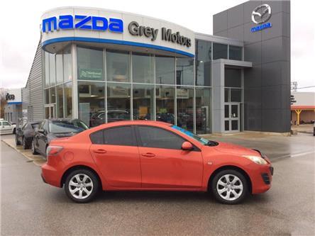 2010 Mazda Mazda3 GX (Stk: 03359PA) in Owen Sound - Image 1 of 15