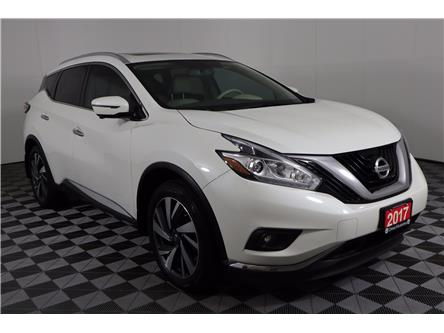 2017 Nissan Murano Platinum (Stk: P19-152A) in Huntsville - Image 1 of 35