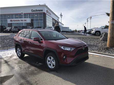 2020 Toyota RAV4 XLE (Stk: 200095) in Cochrane - Image 1 of 27