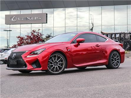 2015 Lexus RC F Base (Stk: 12595G) in Richmond Hill - Image 1 of 23
