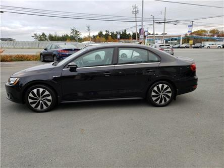 2013 Volkswagen Jetta Turbocharged Hybrid Highline (Stk: U1054A) in Hebbville - Image 2 of 28