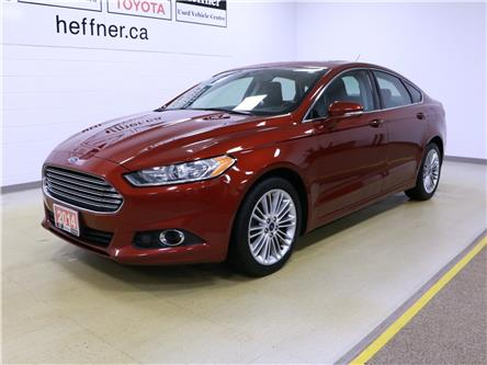 2014 Ford Fusion SE (Stk: 196132) in Kitchener - Image 1 of 31