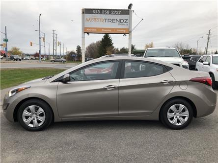 2016 Hyundai Elantra L+ (Stk: -) in Kemptville - Image 2 of 24