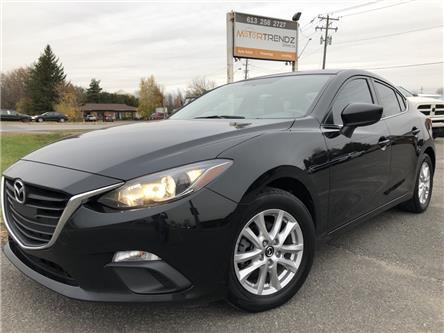 2016 Mazda Mazda3 GS (Stk: -) in Kemptville - Image 1 of 28