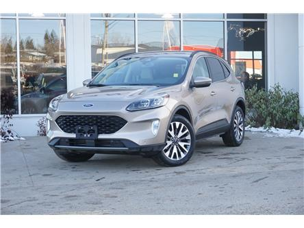 2020 Ford Escape Titanium (Stk: S202457) in Dawson Creek - Image 2 of 17