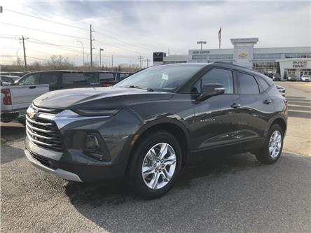 2019 Chevrolet Blazer 3.6 True North (Stk: KS689436) in Calgary - Image 1 of 17