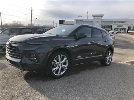 2019 Chevrolet Blazer Premier (Stk: KS703130) in Calgary - Image 1 of 21