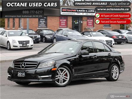 2014 Mercedes-Benz C-Class Base (Stk: ) in Scarborough - Image 1 of 26