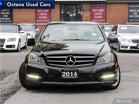 2014 Mercedes-Benz C-Class Base (Stk: ) in Scarborough - Image 2 of 26