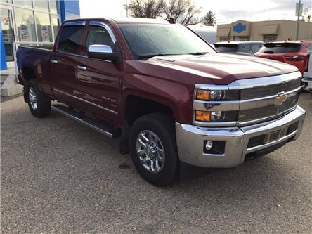 2015 Chevrolet Silverado 2500HD LTZ (Stk: 164571) in Brooks - Image 1 of 21