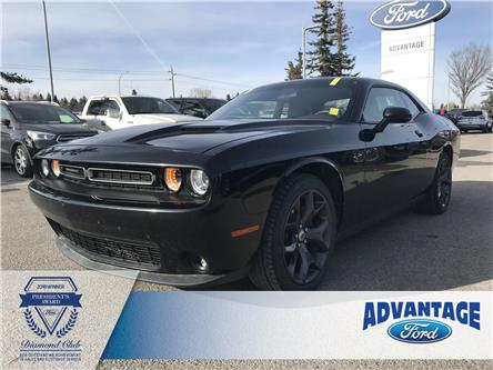 2018 Dodge Challenger SXT (Stk: K-2412B) in Calgary - Image 1 of 22