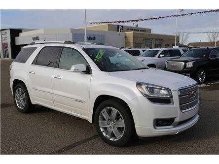 2016 GMC Acadia Denali (Stk: 179644) in Medicine Hat - Image 1 of 27