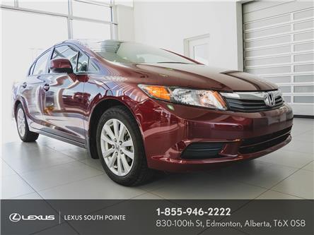 2012 Honda Civic EX (Stk: L900415A) in Edmonton - Image 1 of 20