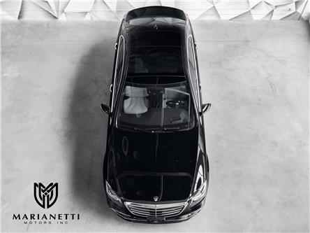 2019 Mercedes-Benz AMG S 63 Base (Stk: WDDUG8JB5KA455523) in Woodbridge - Image 2 of 37