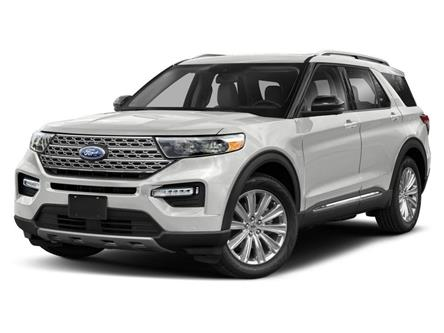 2020 Ford Explorer XLT (Stk: XC032) in Sault Ste. Marie - Image 1 of 9