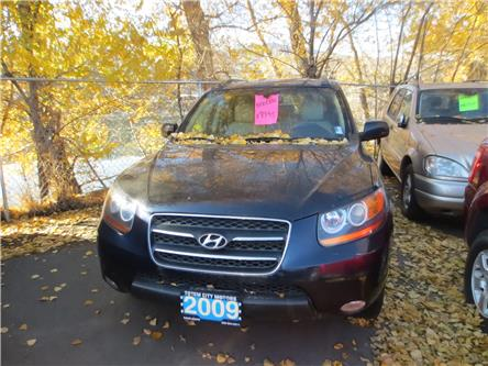 2009 Hyundai Santa Fe GL (Stk: ) in Kamloops - Image 1 of 13