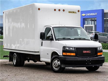 2019 GMC Savana Commerci 3500 CUBE VAN 177 (Stk: P6383) in Markham - Image 1 of 19