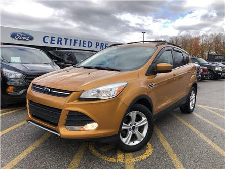 2016 Ford Escape SE (Stk: ES19786A) in Barrie - Image 1 of 44