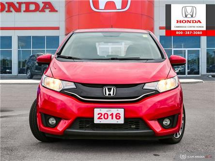 2016 Honda Fit EX-L Navi (Stk: 20248A) in Cambridge - Image 2 of 27