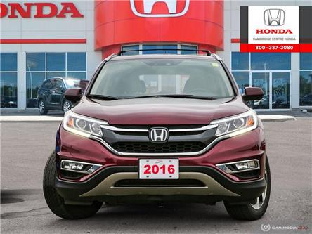 2016 Honda CR-V Touring (Stk: 19539A) in Cambridge - Image 2 of 27