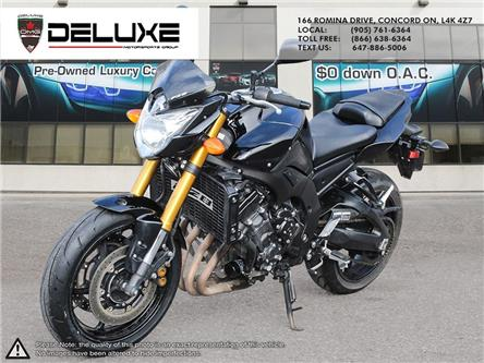 2011 Yamaha 800 FZ8 N (Stk: D0669T) in Concord - Image 1 of 11