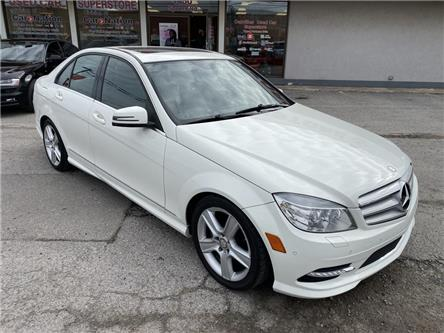 2011 Mercedes-Benz C-Class C300 4MATIC | LEATHER | SUNROOF | BLUETOOTH (Stk: P12694) in Oakville - Image 2 of 20