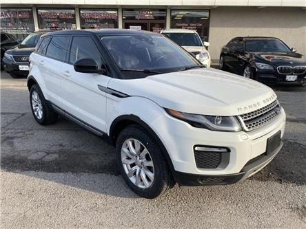 2017 Land Rover Range Rover Evoque SE | PANO ROOF | LEATHER | HTD SEATS | B/U CAM (Stk: P12731) in Oakville - Image 2 of 21