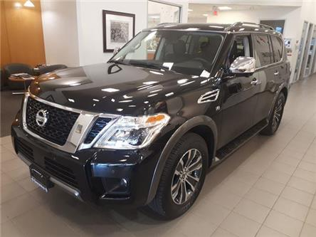 2019 Nissan Armada SL (Stk: 719001) in Toronto - Image 1 of 12