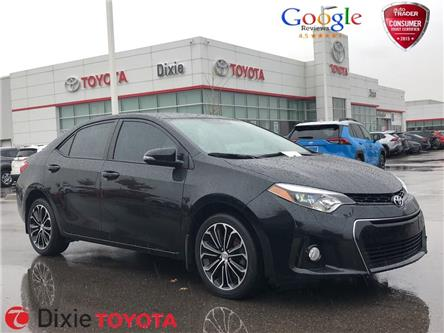 2016 Toyota Corolla  (Stk: D200374A) in Mississauga - Image 1 of 22