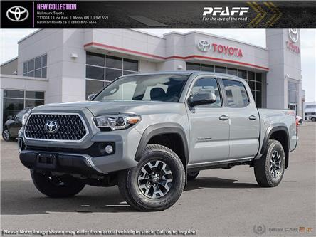 2019 Toyota Tacoma 4x4 Double Cab V6 TRD Off-Road 6A (Stk: H19720) in Orangeville - Image 1 of 24