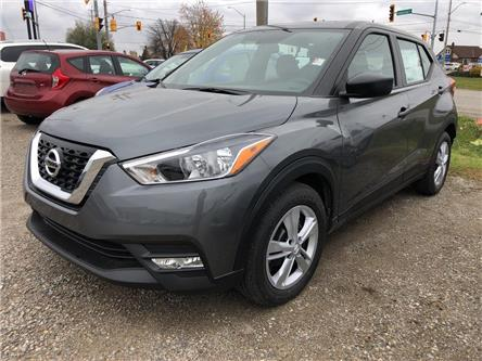 2019 Nissan Kicks S (Stk: V0762) in Cambridge - Image 1 of 5