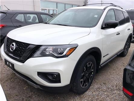2020 Nissan Pathfinder SL Premium (Stk: W0039) in Cambridge - Image 1 of 5